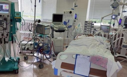 Уникальный случай в Удмуртии. Врачи спасли пациента