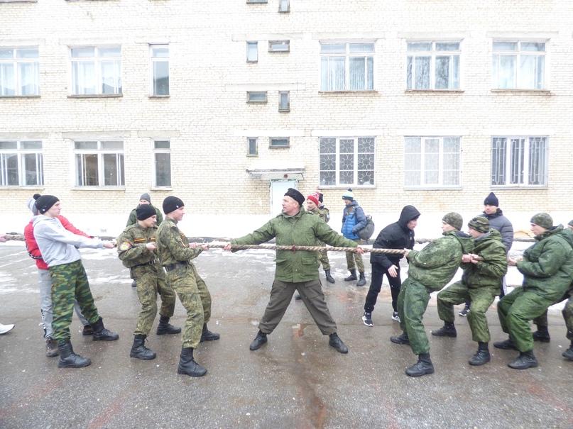 Военно—спортивная игра «Патриот», изображение №6