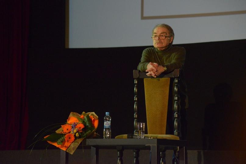 Творческий юбилейный вечер актера, режиссера и сценариста Александра Адабашьяна в кинотеатре «Родина»