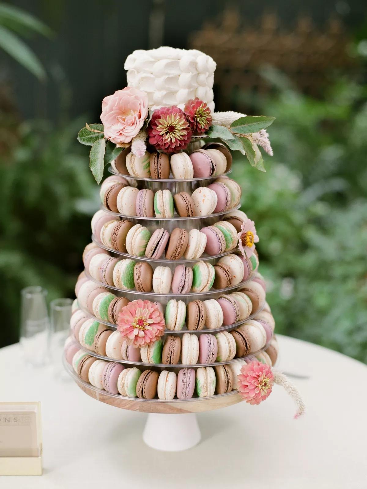 0Zot nabl7A - Маленькие свадебные торты