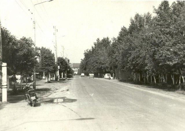 #МожгаНеСегодня  ул. Устюжанина.1972 год