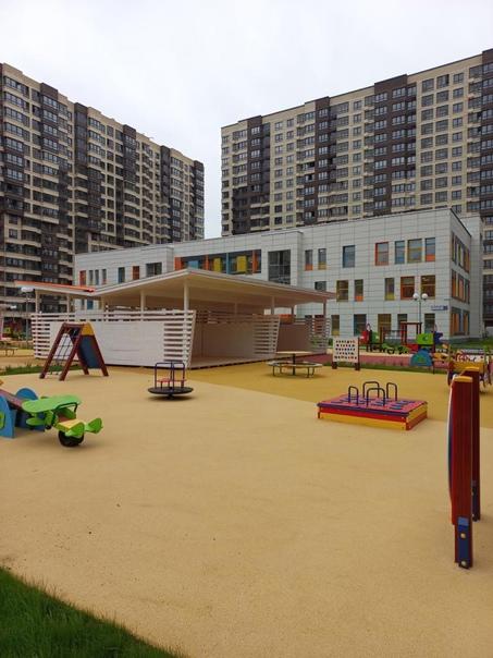 INGRAD завершил строительство нового детского сада...