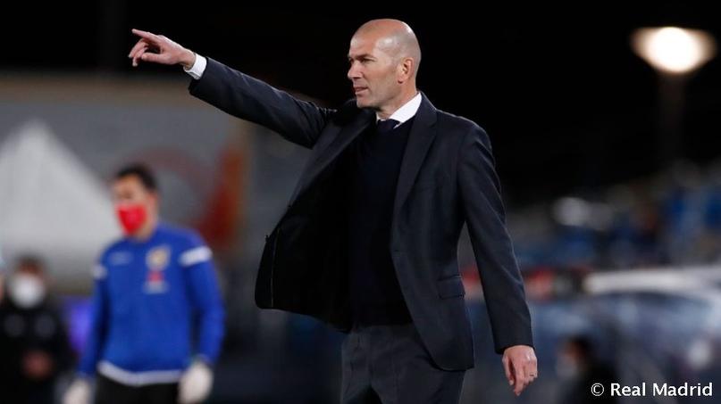 Зинедин Зидан: «В перерыве я сказал своим игрокам, что мы обязательно забьем»