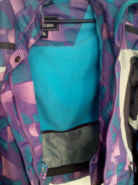 Куртка на девочку рост 110 см. Бу. Ц 200 р. Торг. ...
