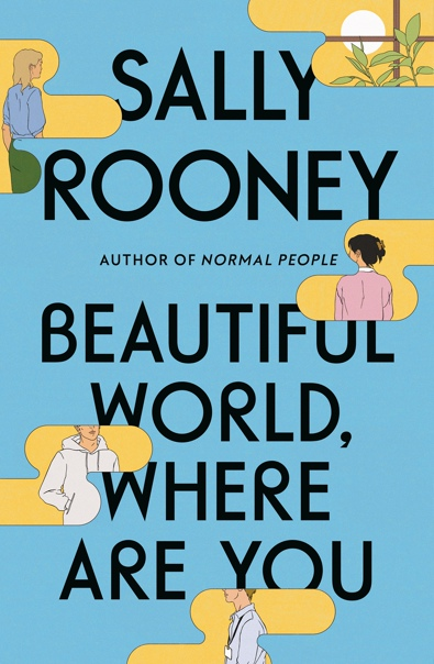 Beautiful World, Where Are You by Sally Rooney Alice, a
