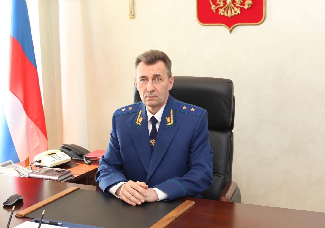 Прокурор Удмуртии Артем Николаев проведет прием жителей