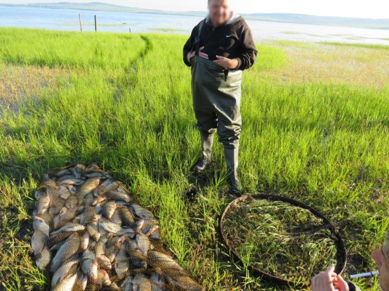 Рыбалка для жителя КЧР может обернуться уголовным делом