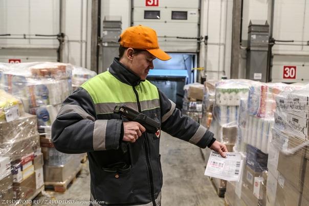 Пятёрочка — одна из крупнейших в России продуктовая розни...
