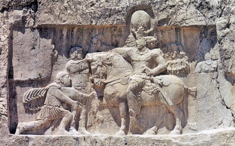 Римские пленники варваров