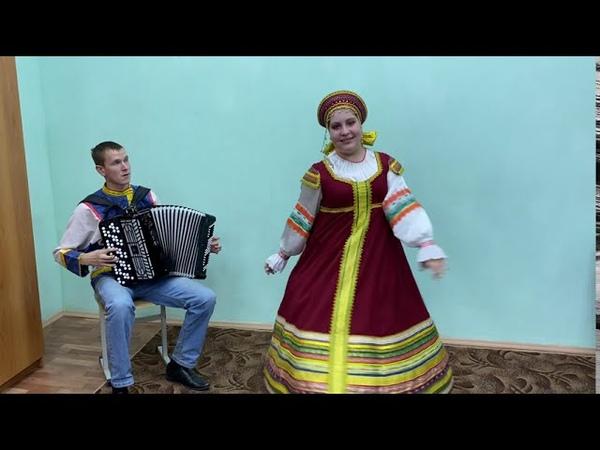 Ермолова Наталья г Мурманск Рассыпала Маланья бобы