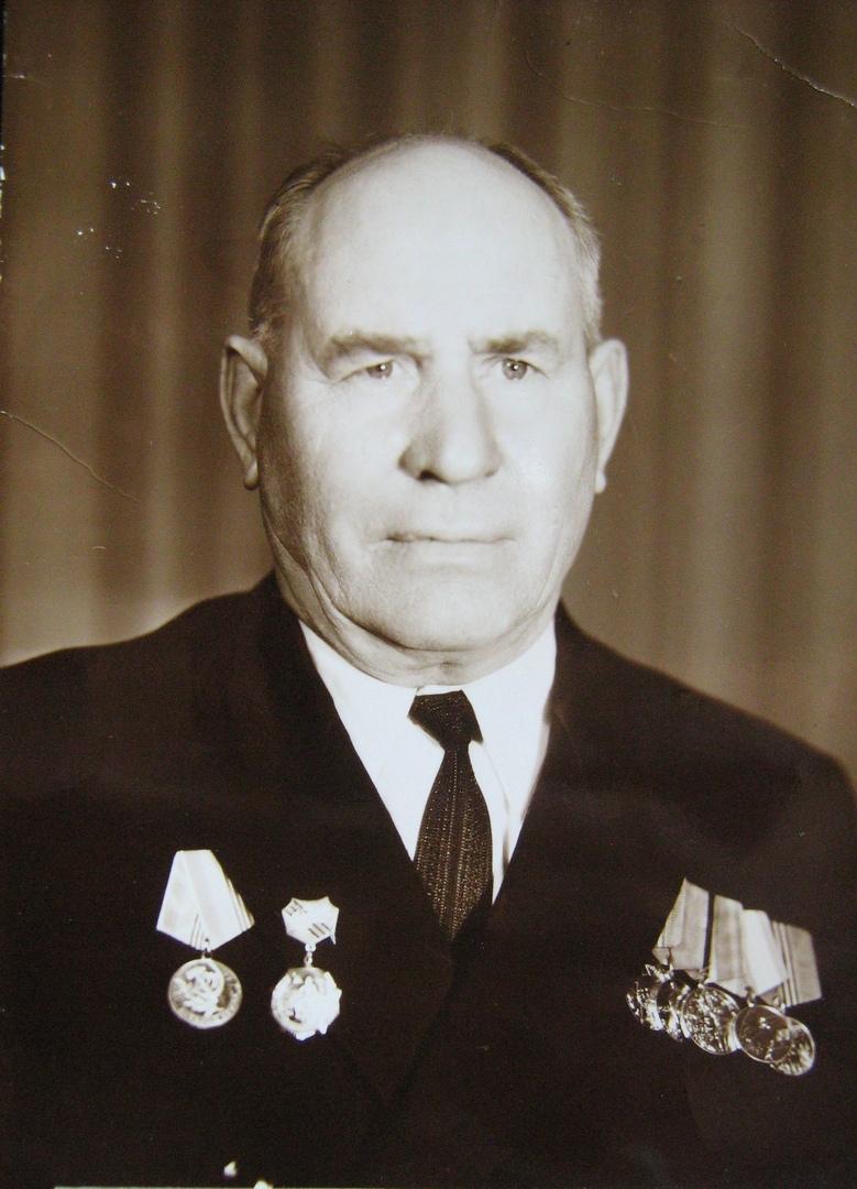 Кутищев Иван Степанович