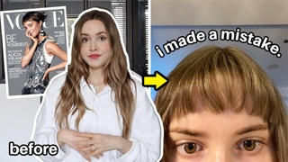 I Tried Vogue's Beauty Trends and Ruined My Hair | Hottest Girl 2021?