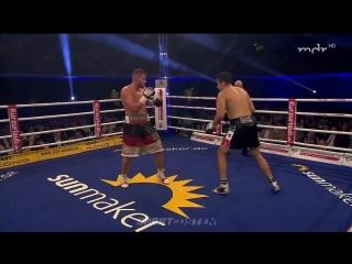 Том Шварц vs Хулиан Фернандес (Tom Schwarz vs Julian Fernandez) 15.09.2018