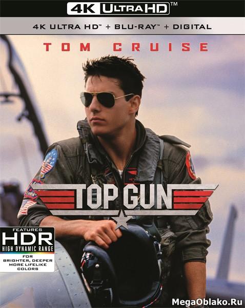 Лучший стрелок / Top Gun (1986)   UltraHD 4K 2160p