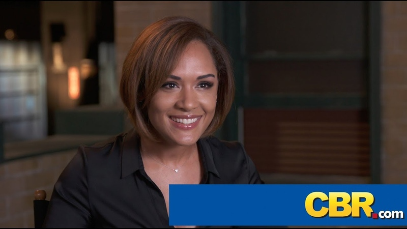 Meet Reeva Payge The Gifted Star Grace Byers Introduces Season 2's Main Antagonist