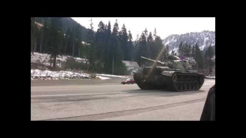 TANK You Very Much @ Stevens Pass