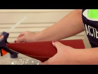 Как сделать ёлочку-топиарий своими руками