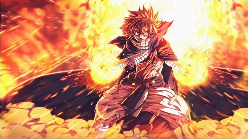 「 AMV 」 Fairy Tail - Я буду жить(Skillet)