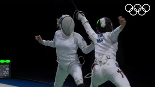 🤺 Шпажистки ОКР заняли лишь восьмое место на Олимпиаде-2020 в Токио