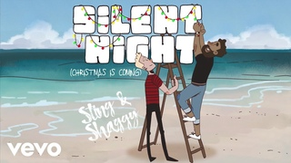 """Sting, Shaggy - """"Silent Night"""" (Official Audio)"""