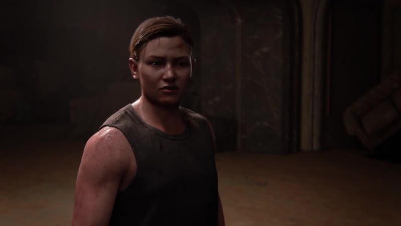 Abby _ The Last Of Us _ Survivor Tribute