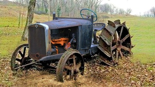 Old Tractors After Many Years - Diesel Engines Cold Start Up | First Start In Many Years