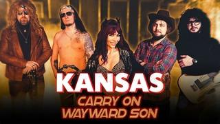 Kansas - Carry On Wayward Son RUS COVER/НА РУССКОМ (OST SUPERNATURAL)