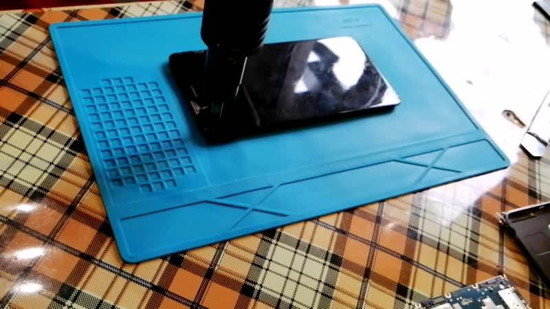 Xiaomi Mi Max 2 замена модуля, рамки, и задней панели