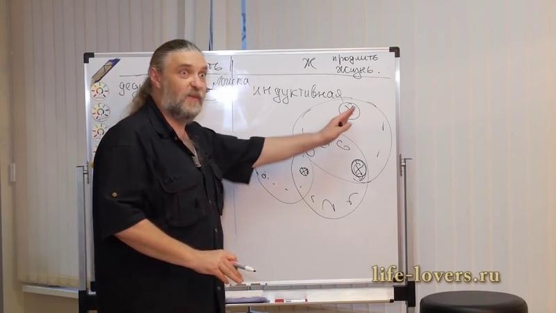 Женская логика наконец раскрыта психолог Алексей Капранов