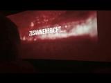 In einem Kino in Dresden - Es kommt die Zeit