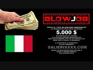 Lucy Li - International Blowjob Competition