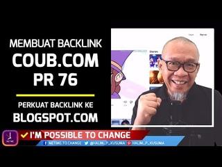 Backlink SEO Off Page dari  PR 76   Optimasi Youtube Channel