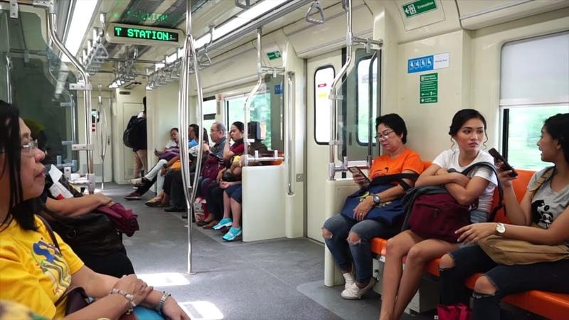 New PNR Train EDSA to Tutuban Mga 35 Minutes Lang