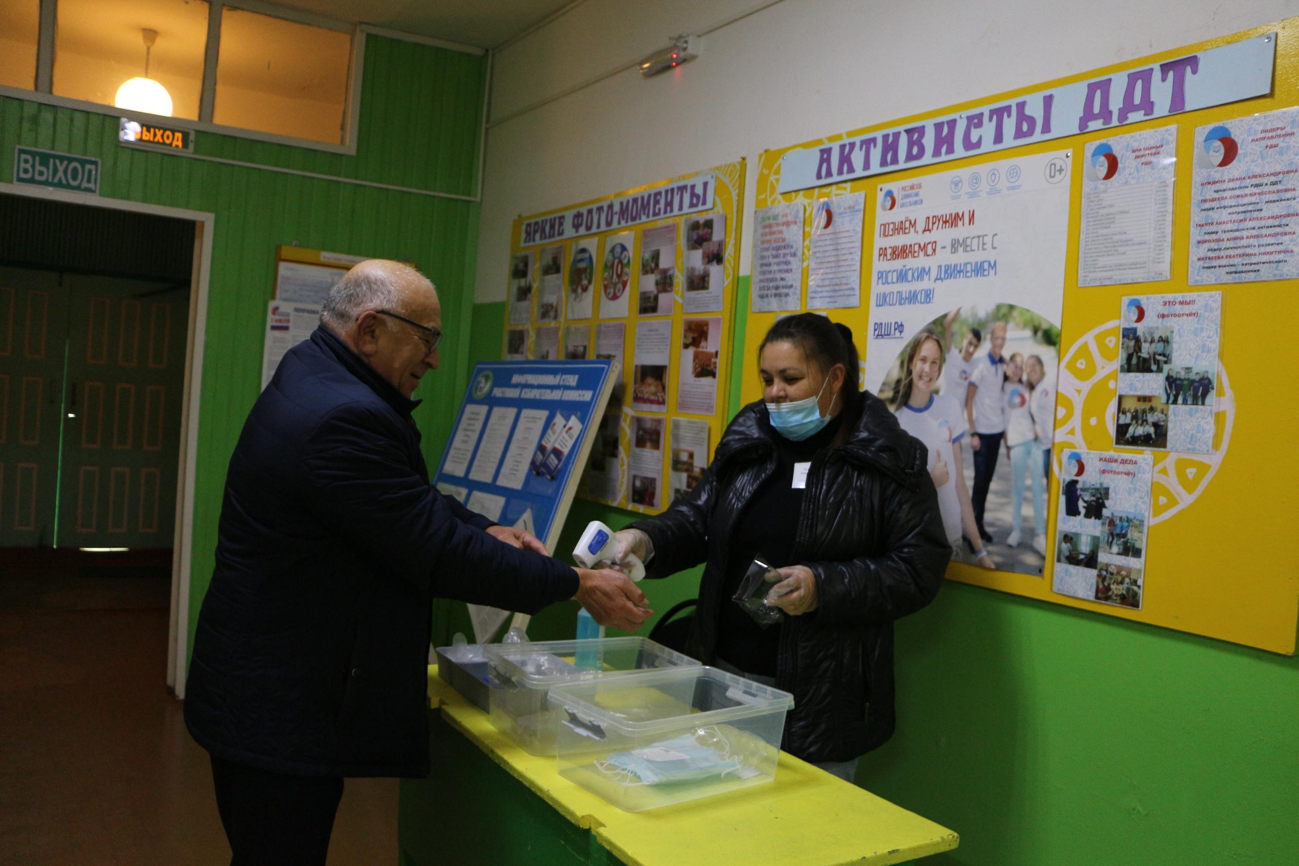 Николай Жилин проголосовал по внесению поправок в Конституцию страны