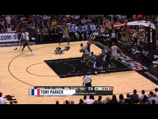International Play of the Day: Parker's Bullet Pass