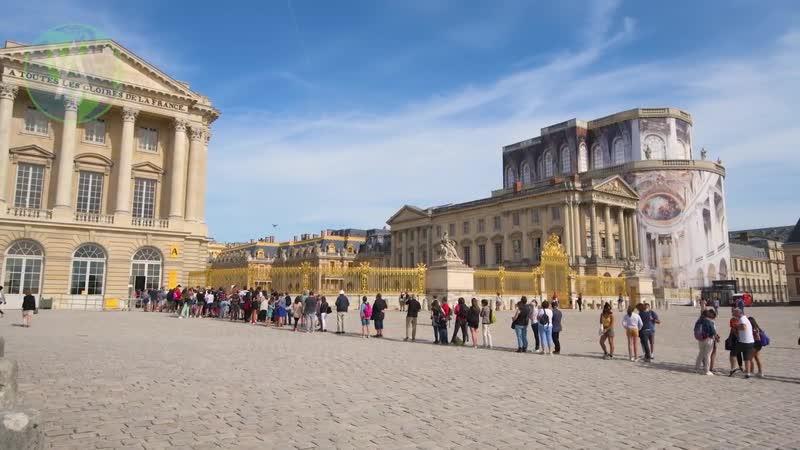 ВЕРСАЛЬ Франция Лето 2020