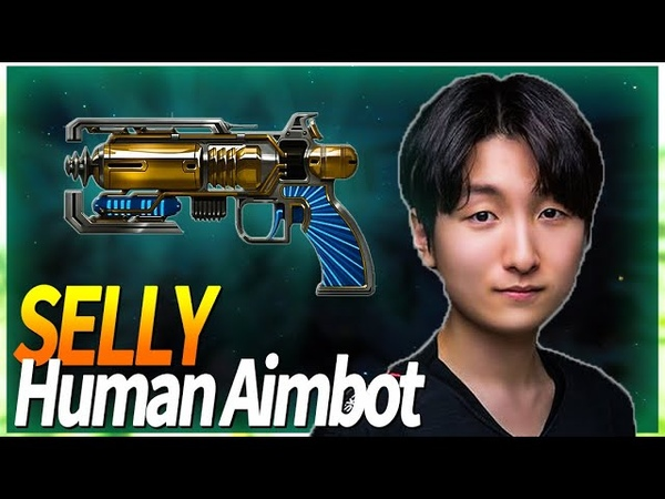 Human Aimbot THE BEST AIM OF APEX LEGENDS BEST OF Selly