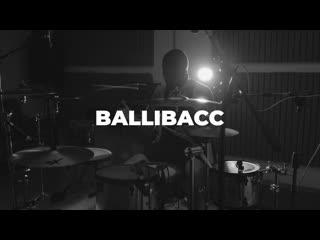 JEEMBO feat. Boulevard Depo & ЛАУД  . | Ballibacc Drum Freestyle