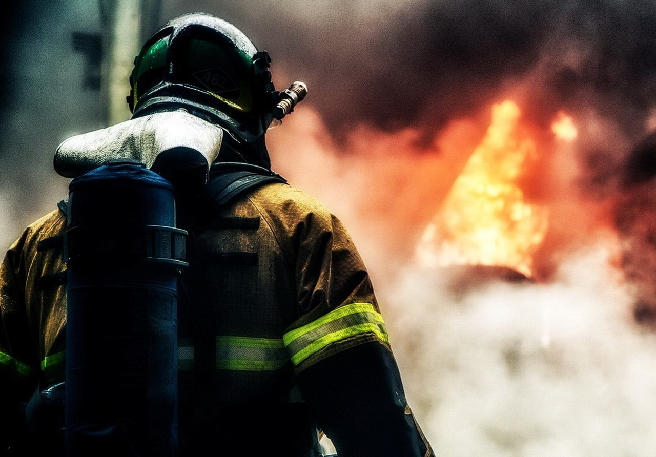 В Донецкой области за неделю три человека погибли на пожарах