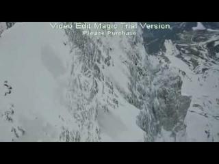 Песня Владимира Высоцкого Скалолазка (клип)