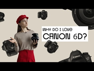 One of the Best Low-Budget SLR cameras – Canon 6D