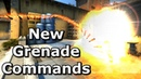 CSGO update will help you to throw perfect grenades