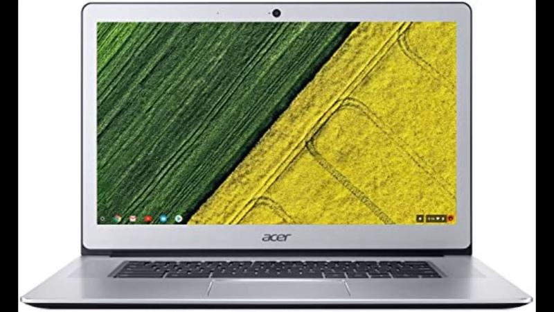 Meilleur examen Acer Chromebook CB515-1HT-P80X Ordinateur portable Tactile 15,6 Full HD Silve...