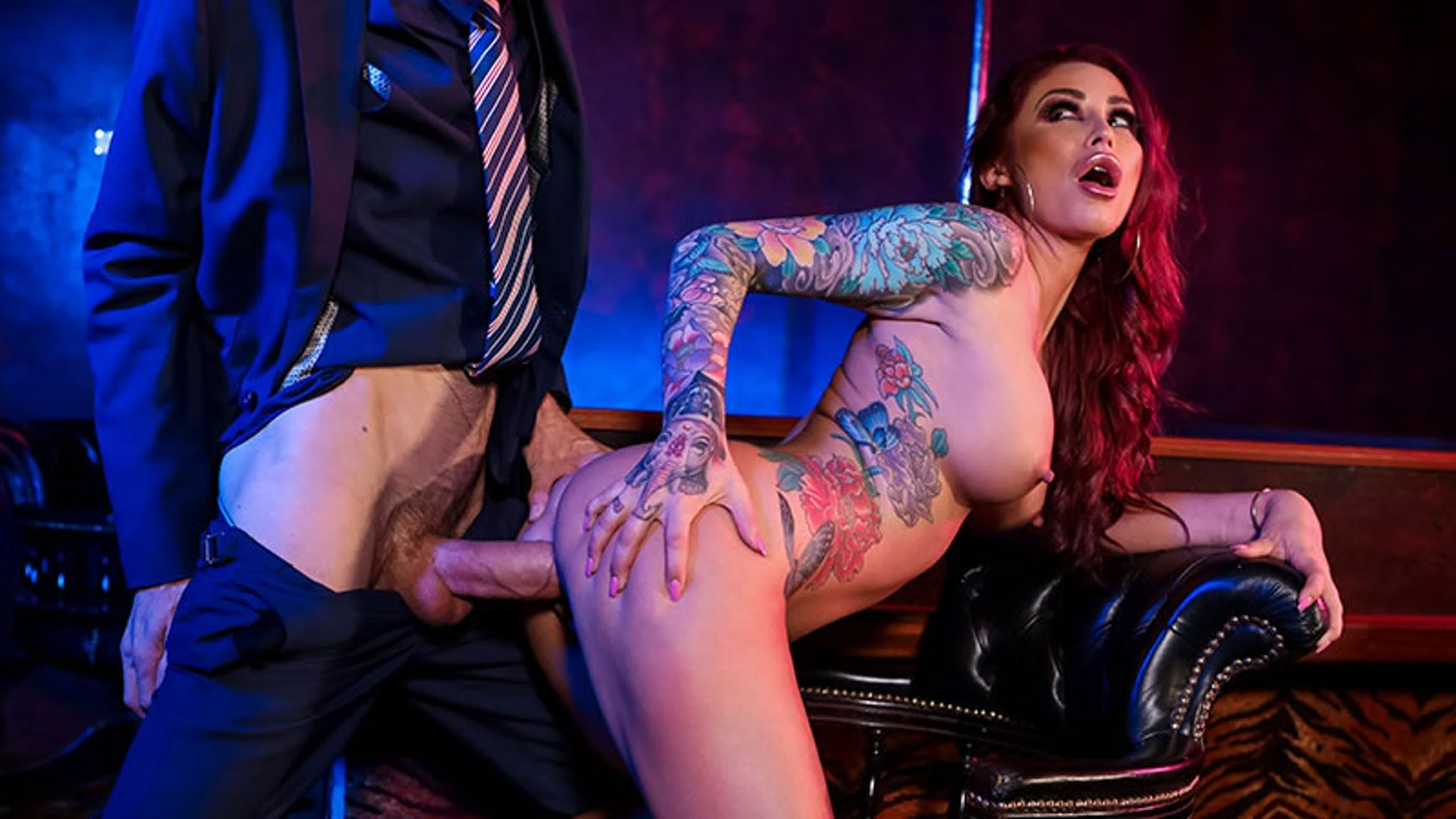 Dirty stripper whore with tattoo fucking bbc after club nxsnacksvip free pics