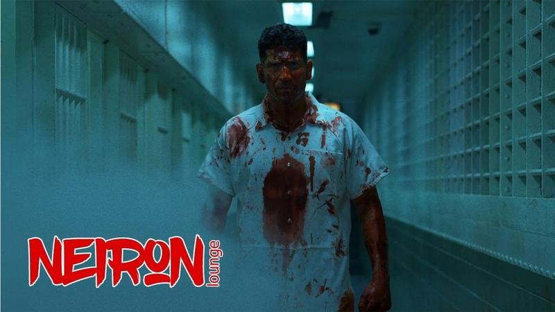 Каратель убивает всех заключенных Фрэнк Касл в тюрьме Сериал Сорвиголова 2 сезон