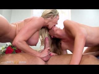 Brandi Love, Brett Rossi - Pornstar Therapy 4 (Терапия Порнозвезд 4) - Red Ball's