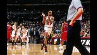 Bulls x Bullets 1997 ECFR Game 1