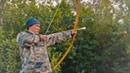 Как сделать охотничий лук народа ханты Секреты северных ремёсел