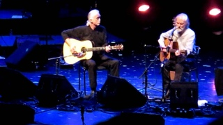 Roy Harper with Jimmy Page - The Same Old Rock - Royal Festival Hall 05/11/2011