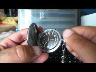 Обзор карманные часы Молния
